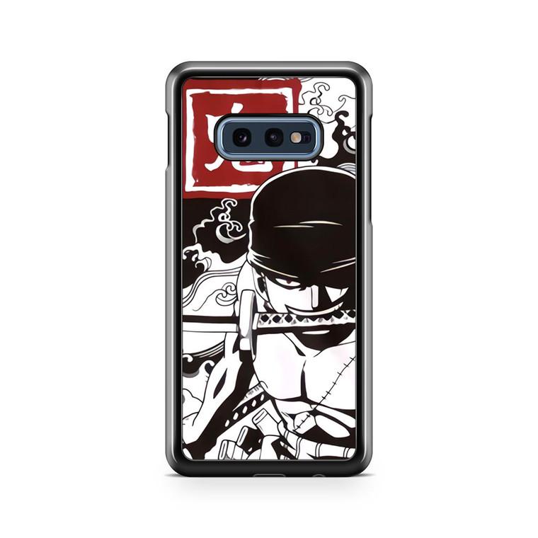 Roronoa Zoro 2 Samsung Galaxy S10e Case