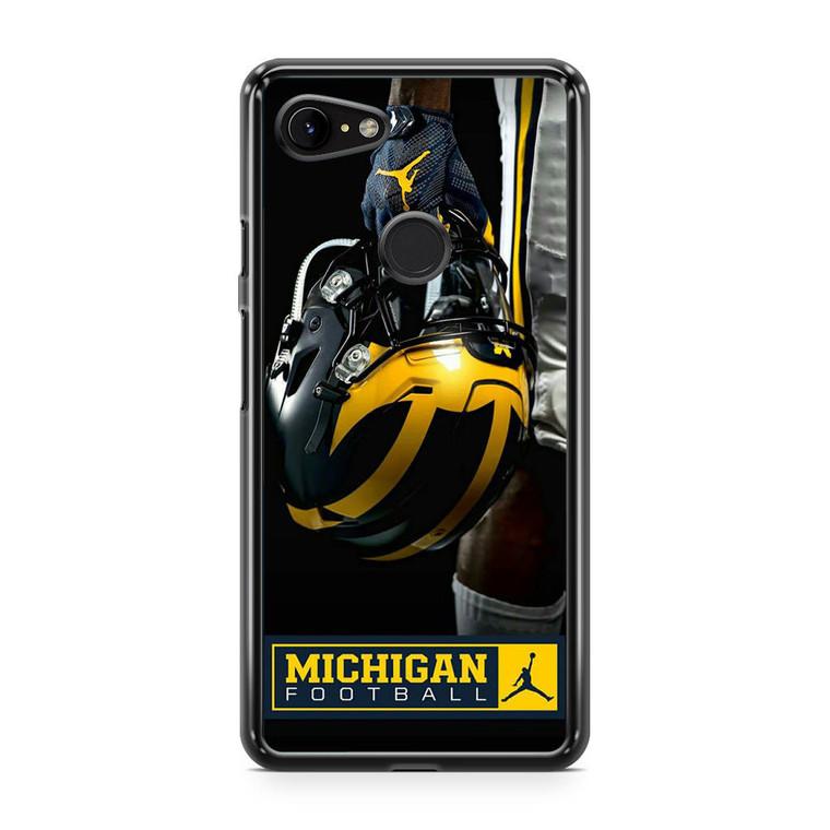 Michigan Wolverines Google Pixel 3 Case