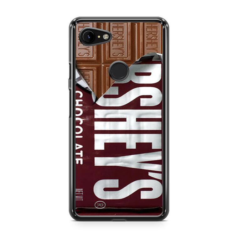 Hershey's Chocolate Candybar Google Pixel 3a Case