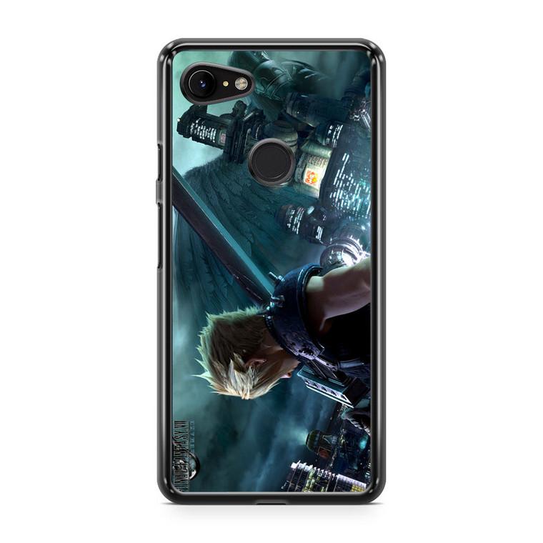 Final Fantasy VII Remake Google Pixel 3a XL Case