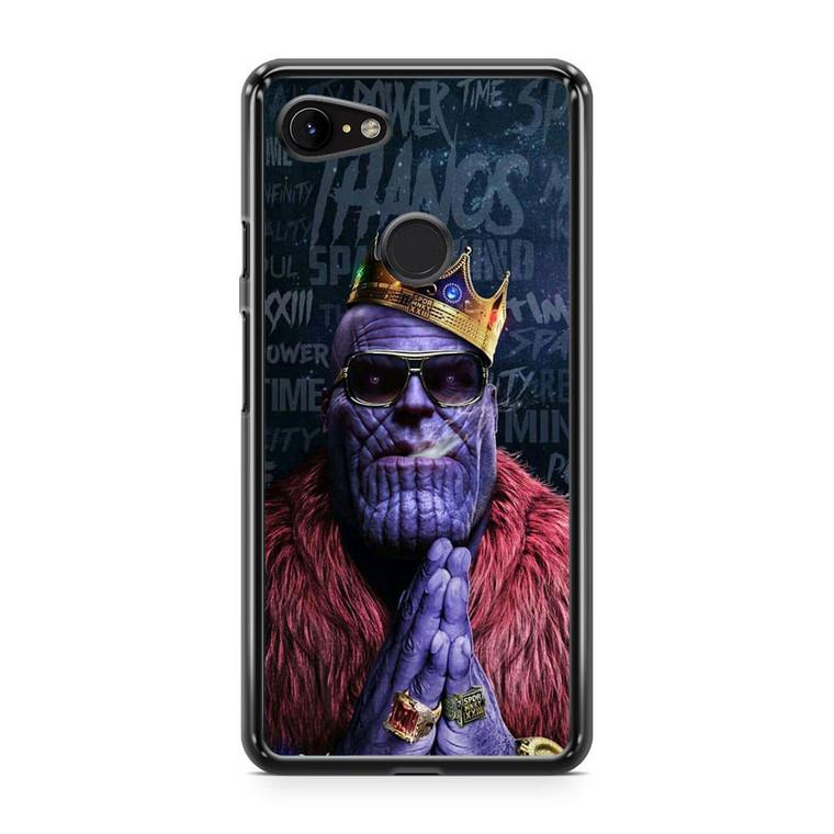 Avengers Infinity War Thanos Hip Hop Google Pixel 3a XL Case