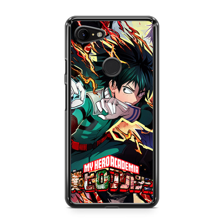 Boku No Hero Academia Poster Google Pixel 3a XL Case