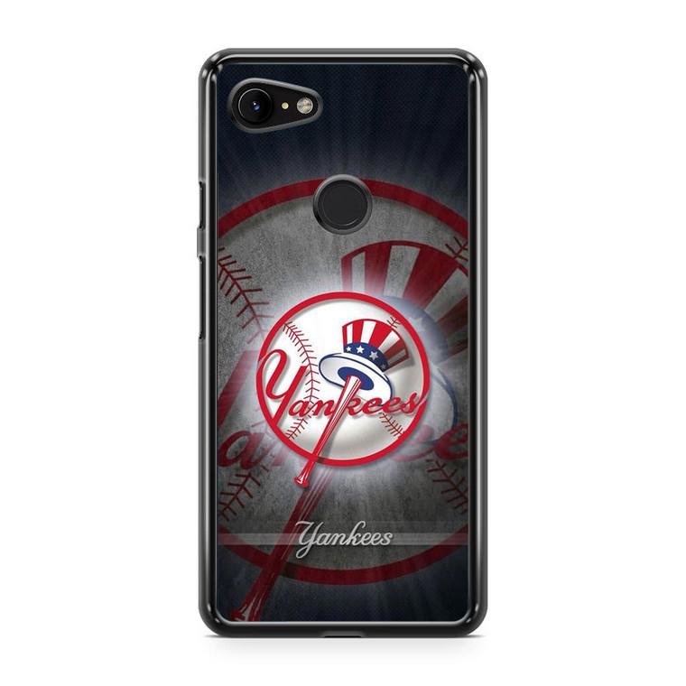 Yankees Google Pixel 3a XL Case