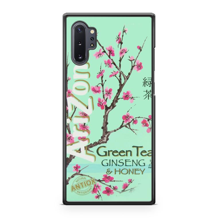 Arizona Green Tea SoftDrink Samsung Galaxy Note 10 Plus Case