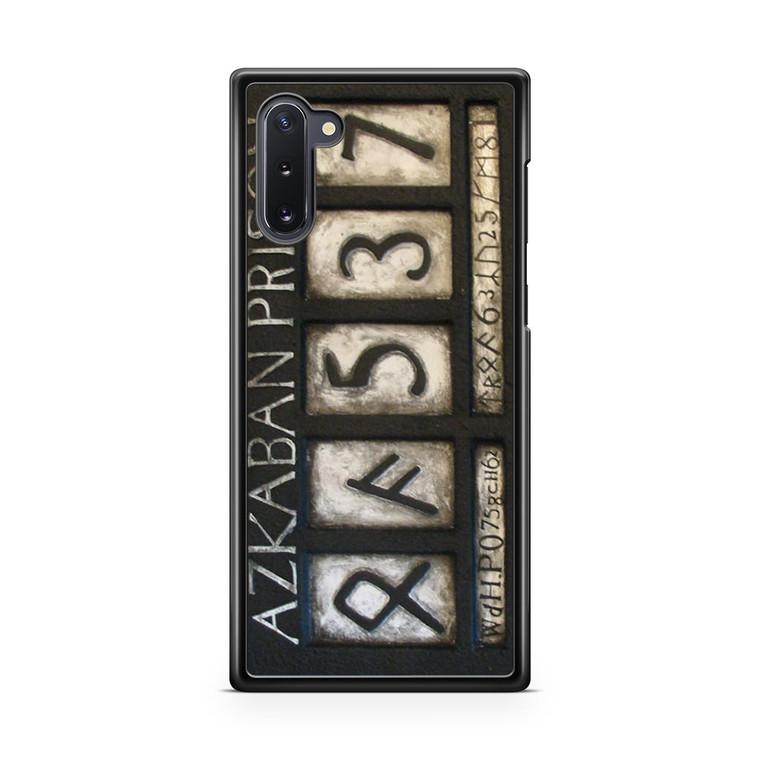 Harry Potter - Prisoner Azkaban Samsung Galaxy Note 10 Case