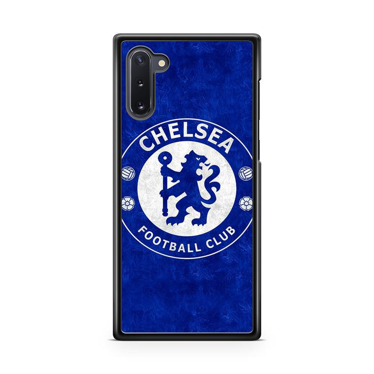 Chelsea Football Logo Samsung Galaxy Note 10 Case