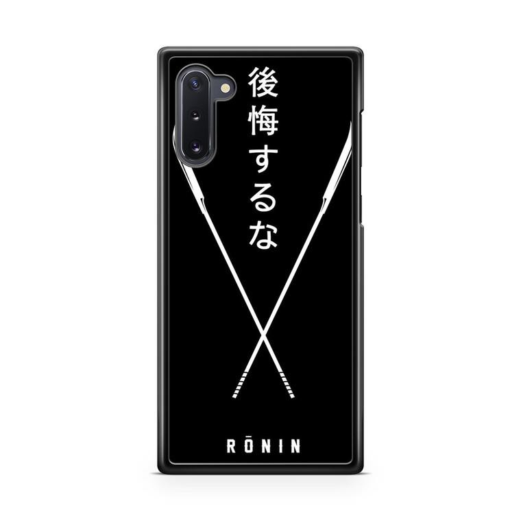 Ronin Samsung Galaxy Note 10 Case