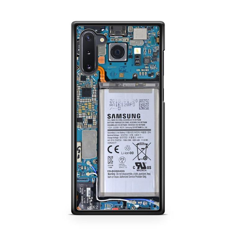 Samsung Galaxy Internals Samsung Galaxy Note 10 Case