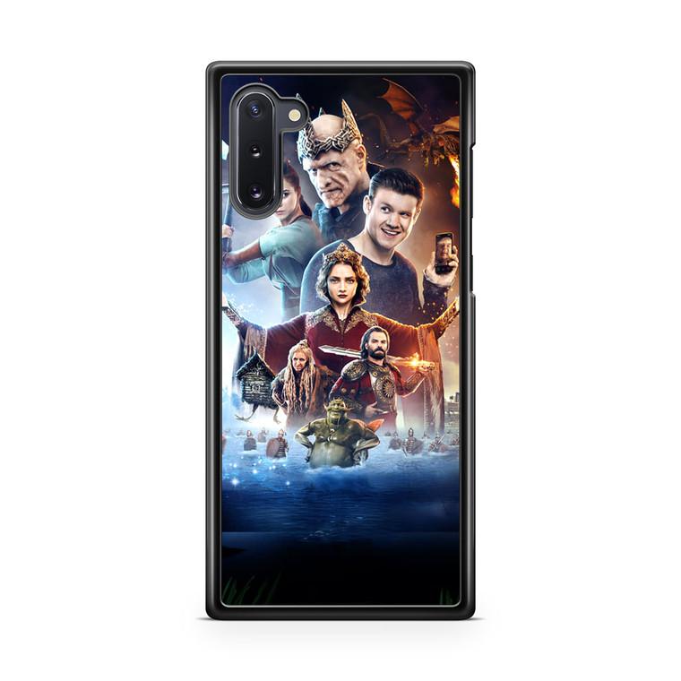 The Last Warrior 2 Samsung Galaxy Note 10 Case