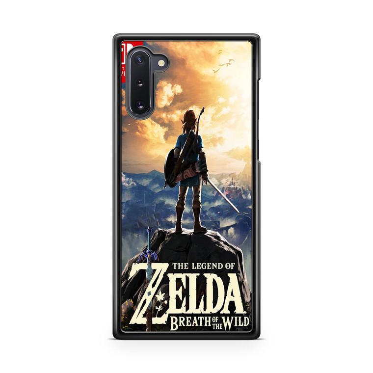 The Legend of Zelda Nintendo Switch Samsung Galaxy Note 10 Case