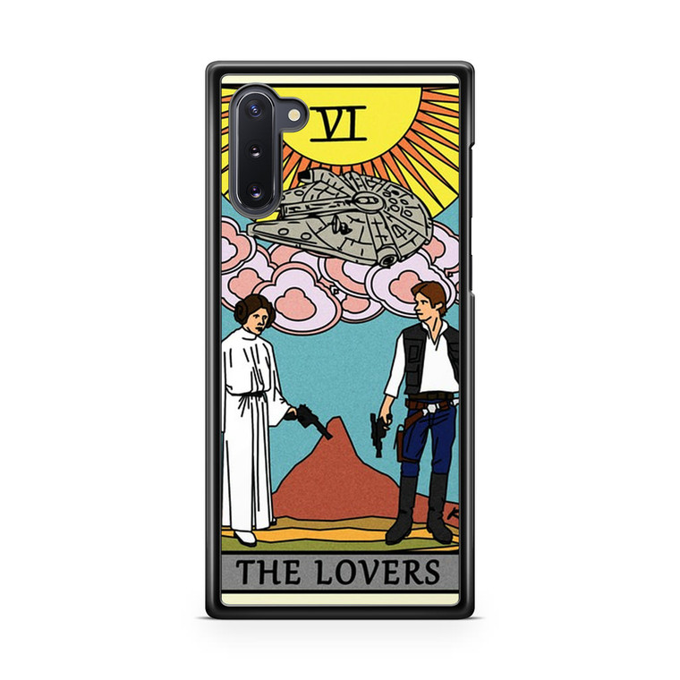 The Lovers - Tarot Card Samsung Galaxy Note 10 Case