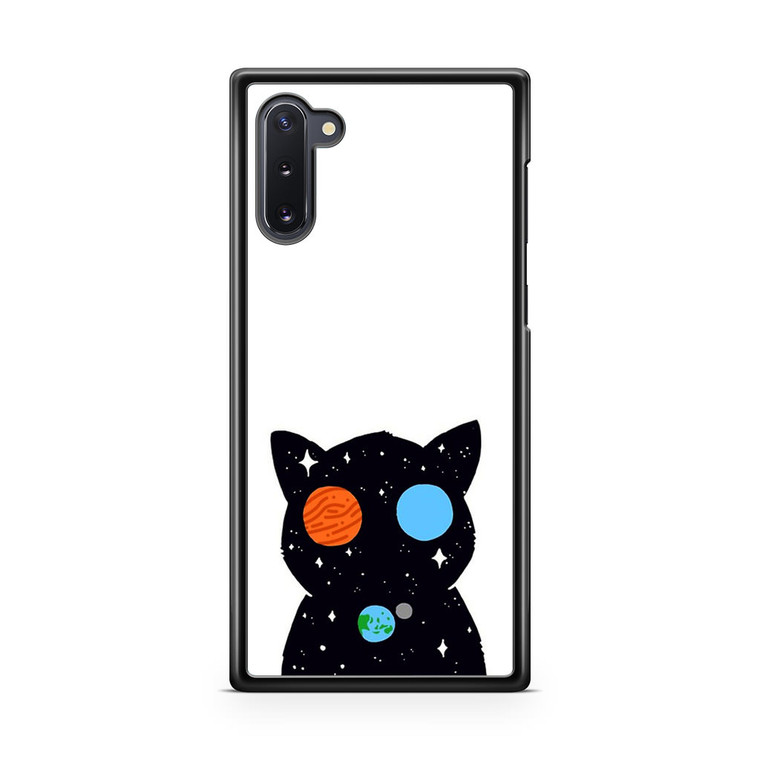 The Universe is Always Watching You Samsung Galaxy Note 10 Case