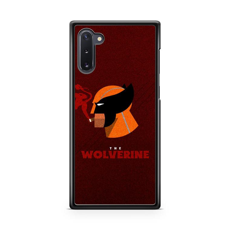 The Wolverine Samsung Galaxy Note 10 Case
