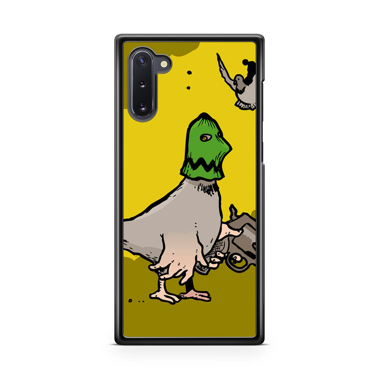 Todd Francis Samsung Galaxy Note 10 Case