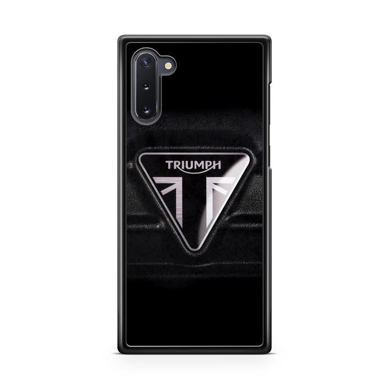 Triumph Samsung Galaxy Note 10 Case