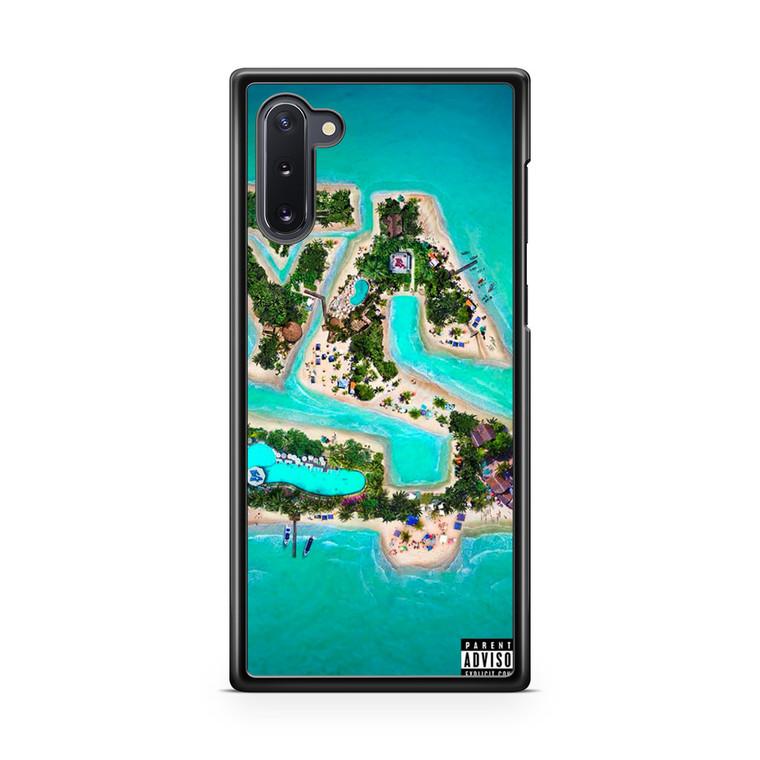 Ty Dolla Sign Beach House III Samsung Galaxy Note 10 Case