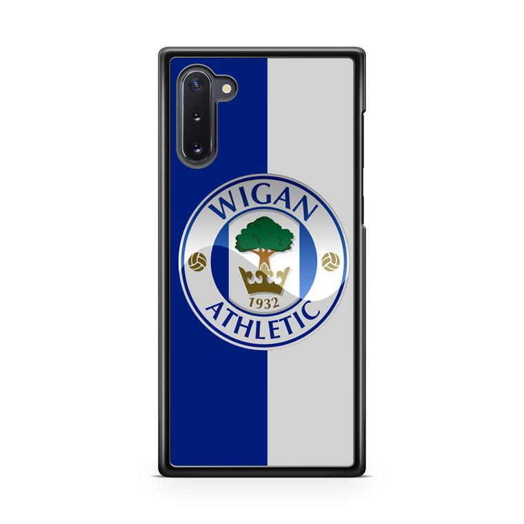 Wigan Athletic Samsung Galaxy Note 10 Case