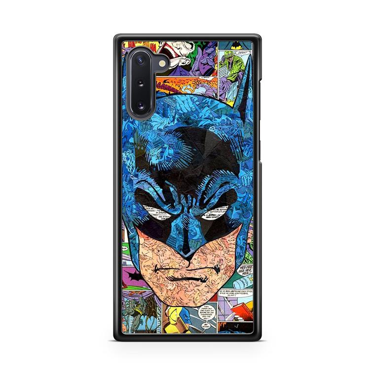 Batman Comic Series Samsung Galaxy Note 10 Case