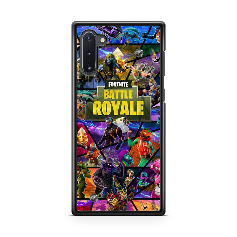 Fortnite Battle Royale Samsung Galaxy Note 10 Case