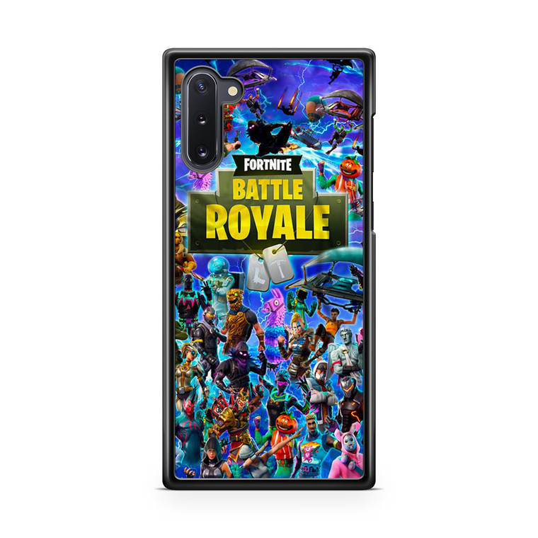 Fortnite Collage Samsung Galaxy Note 10 Case