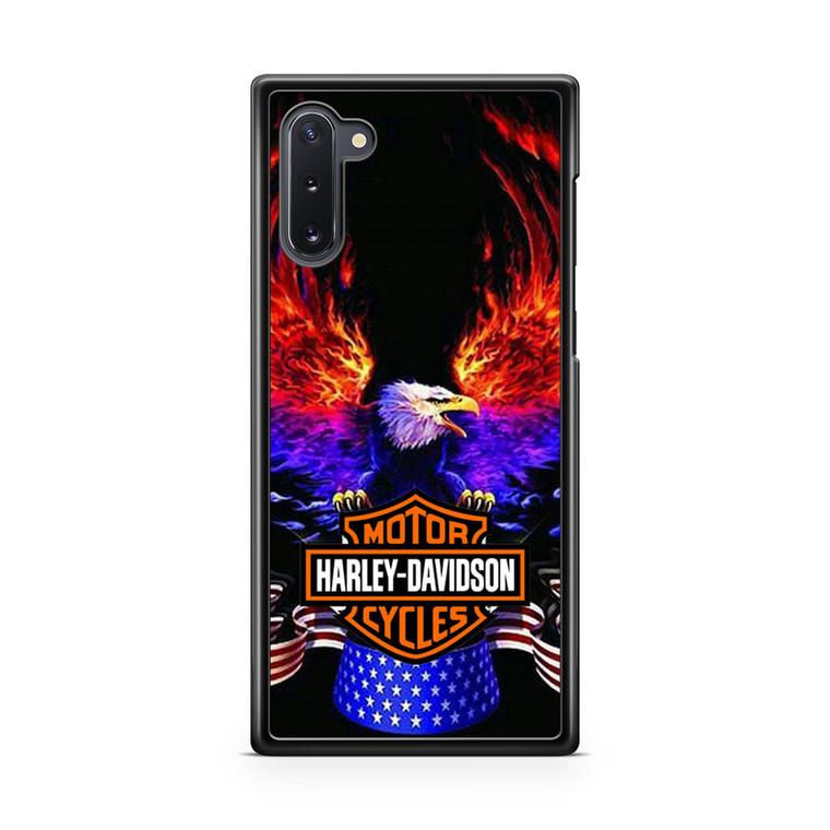 Harley Davidson HD Samsung Galaxy Note 10 Case