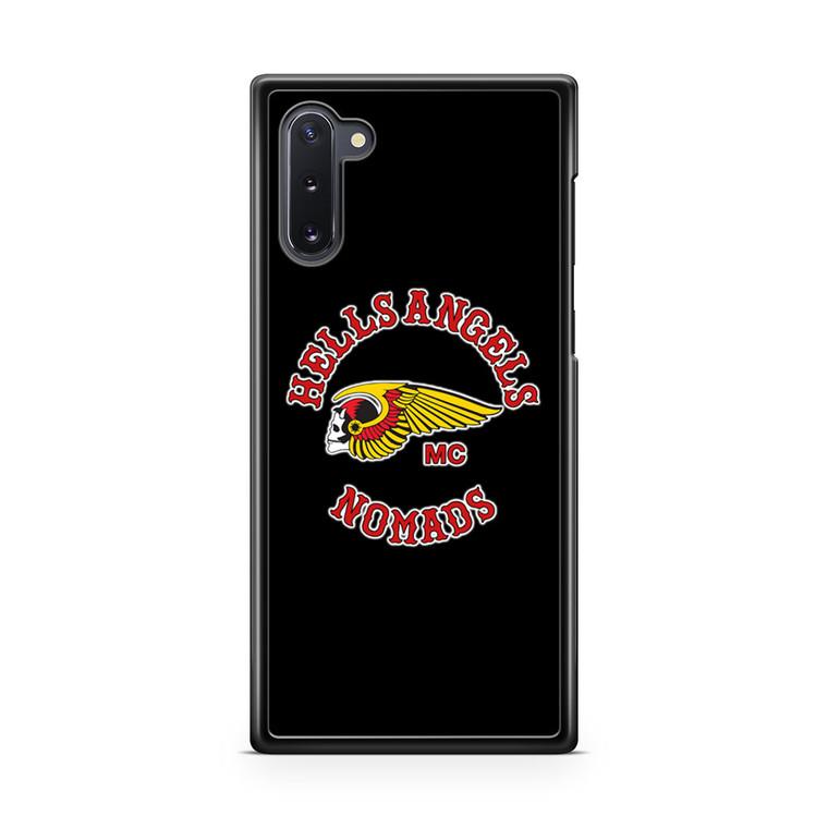 Hells Angels Nomads Samsung Galaxy Note 10 Case