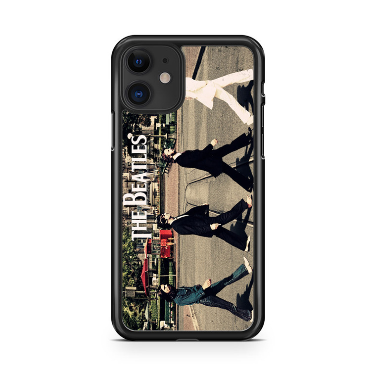The Beatles Abbey Road iPhone 11 Case