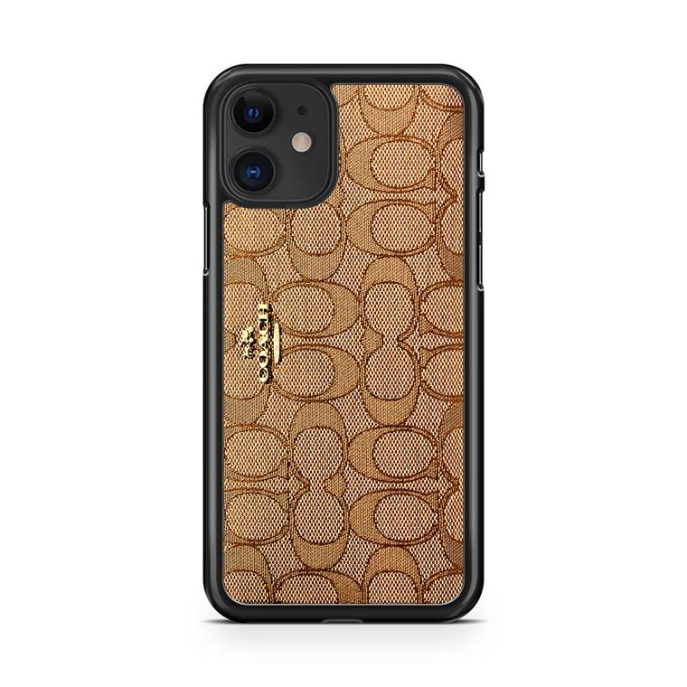 Coach Wallet iPhone 11 Case