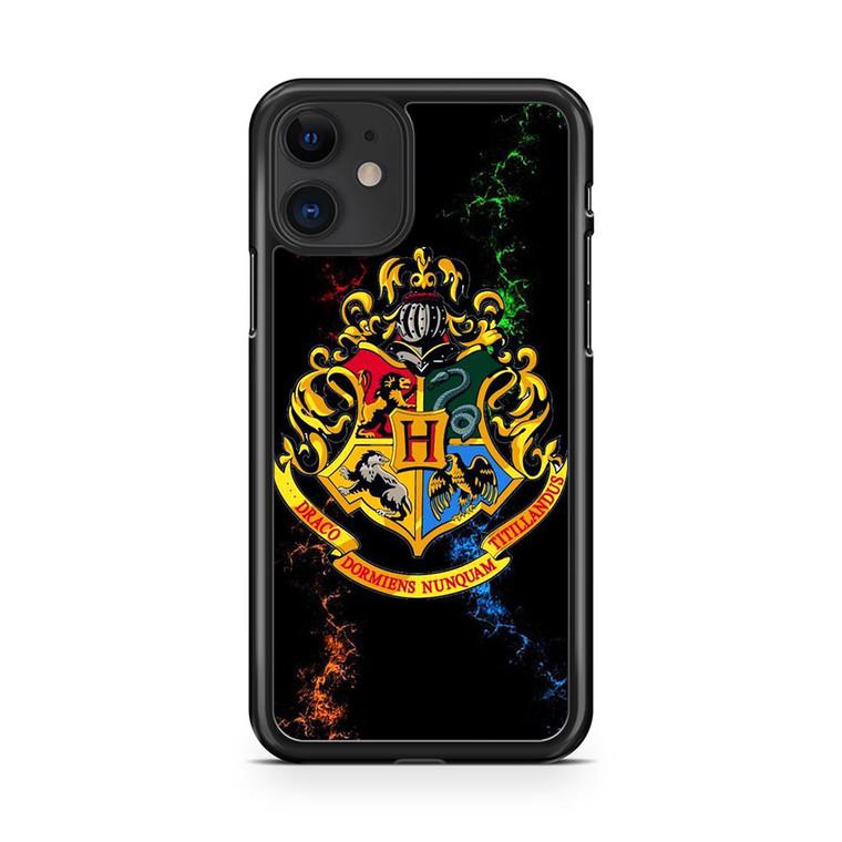 Harry Potter Hogwarts Emblem iPhone 11 Case