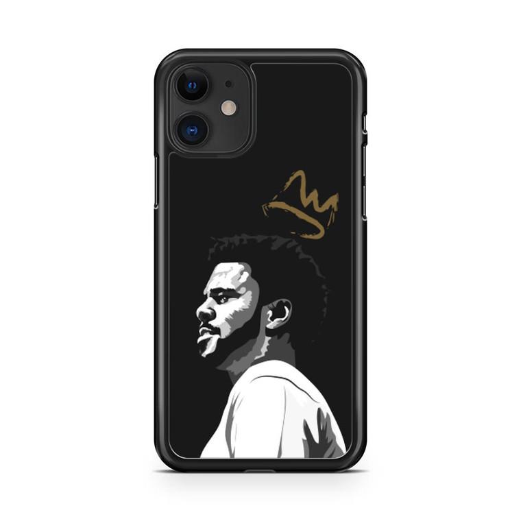 J Cole iPhone 11 Case