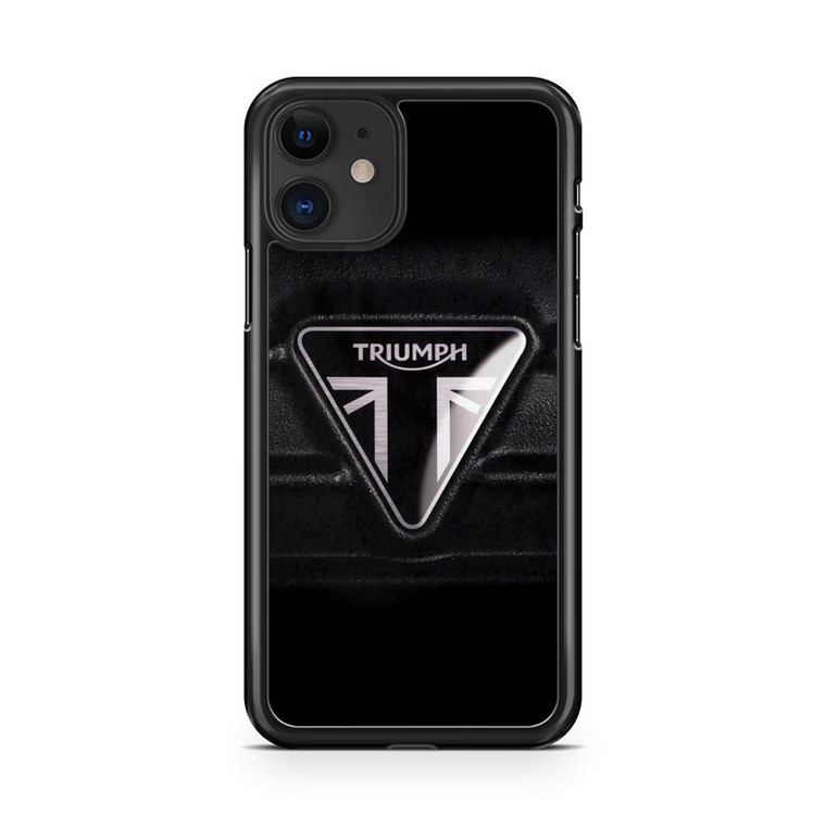 Triumph iPhone 11 Case