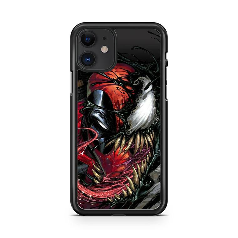 Deadpool Venom iPhone 11 Case