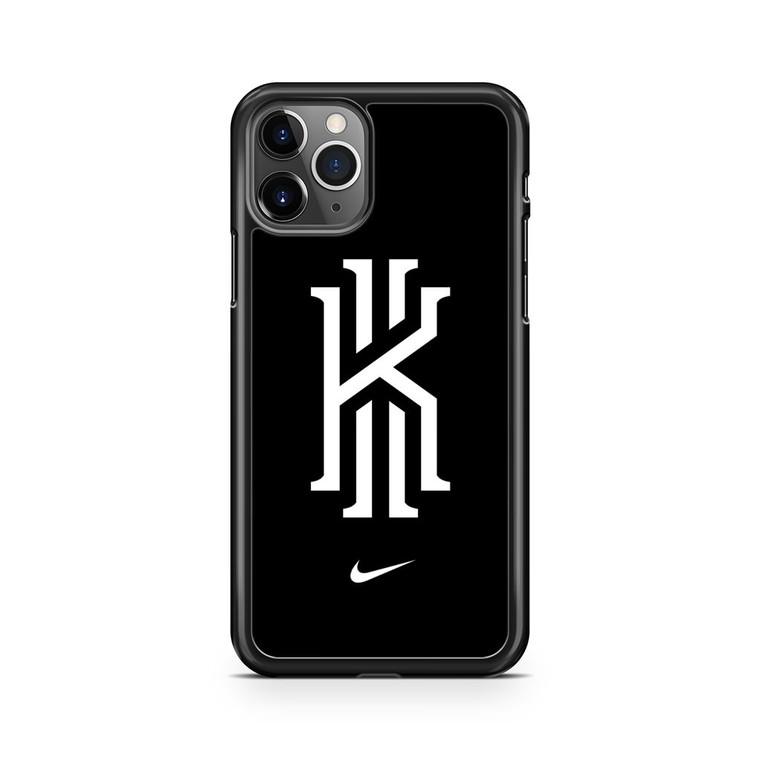 Kyrie Irving Nike Logo Black1 iPhone 11 Pro Max Case