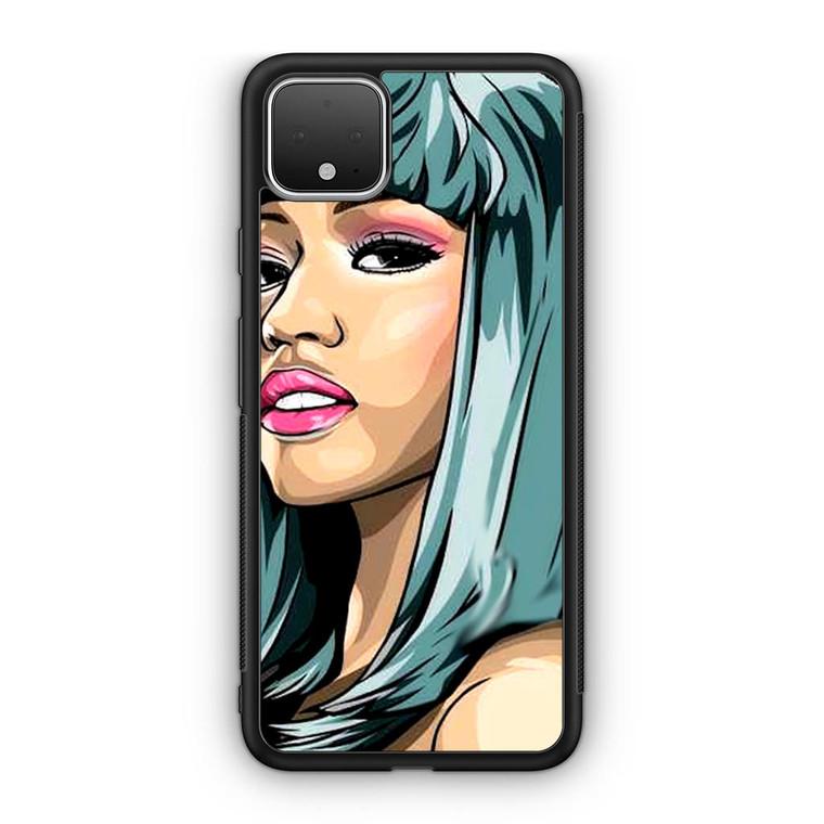 Music Nicki Minaj Art Google Pixel 4 / 4 XL Case