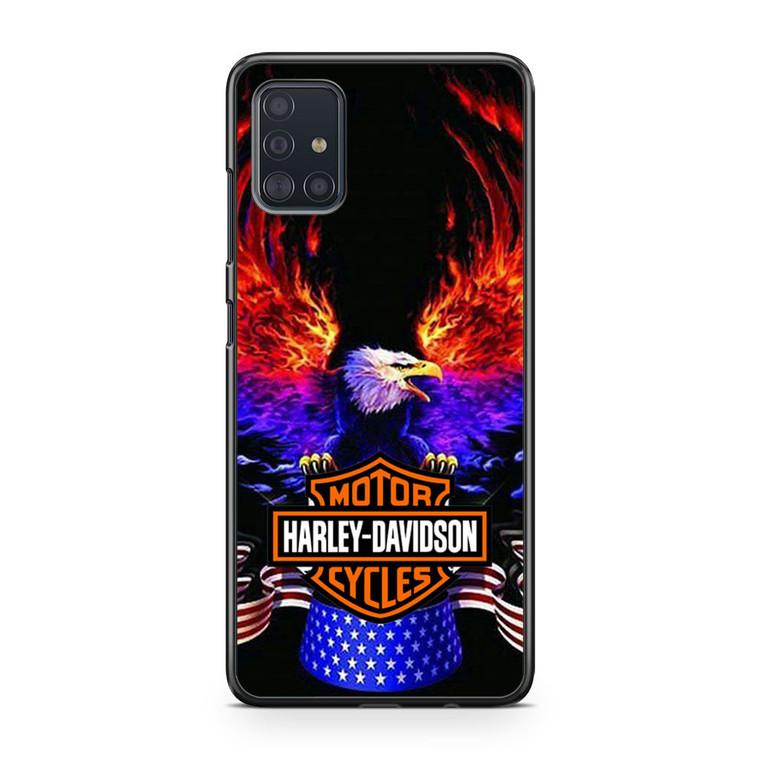 Harley Davidson HD Samsung Galaxy A51 Case