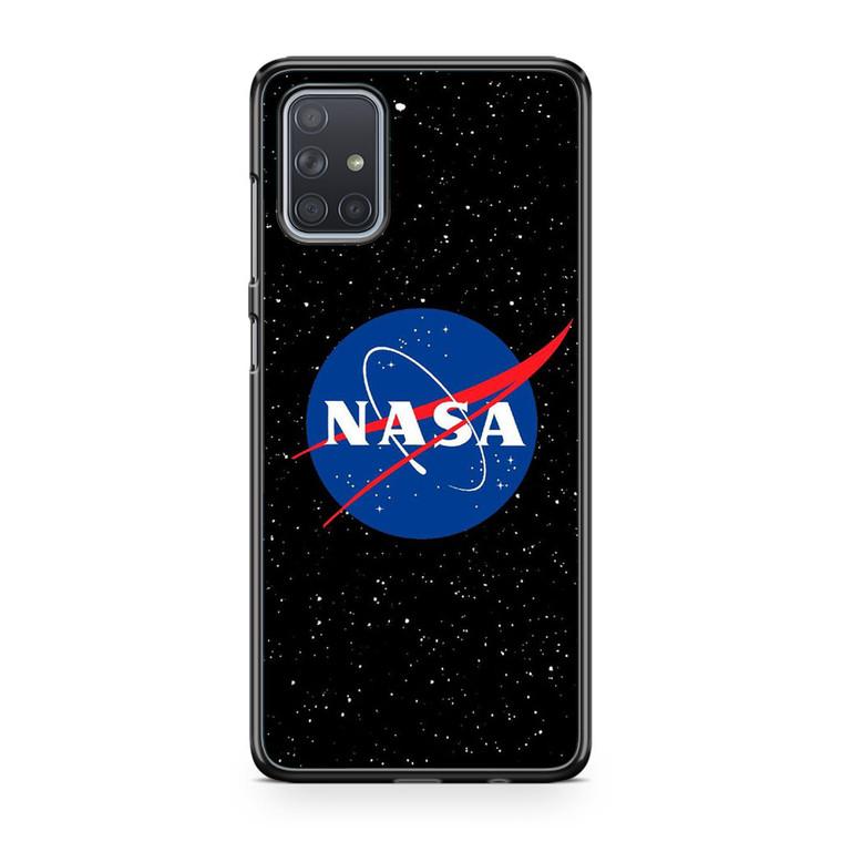 NASA Samsung Galaxy A71 Case