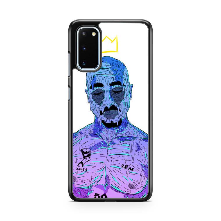 2 pac Samsung Galaxy S20 Case