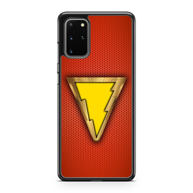 Shazam Logo Samsung Galaxy S20 Plus Case