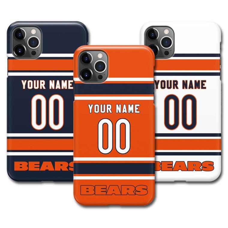 Custom Chicago Bears Football Jersey