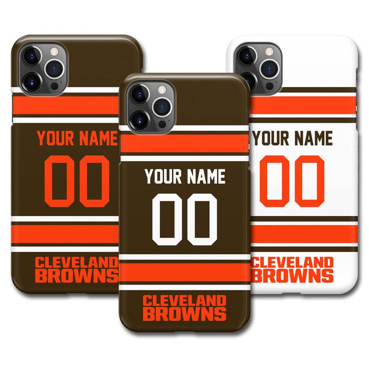 Custom Cleveland Browns Football Jersey