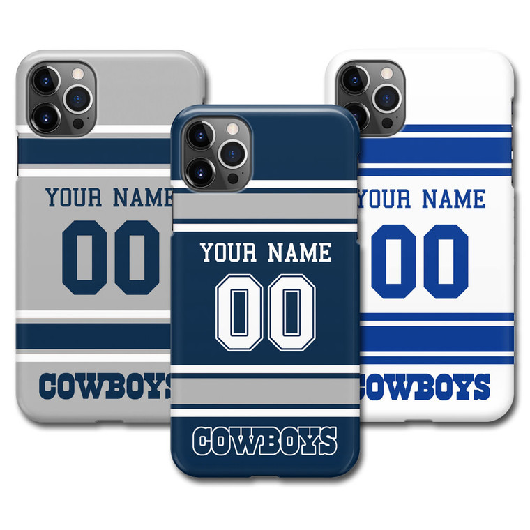 Custom Dallas Cowboys Football Jersey