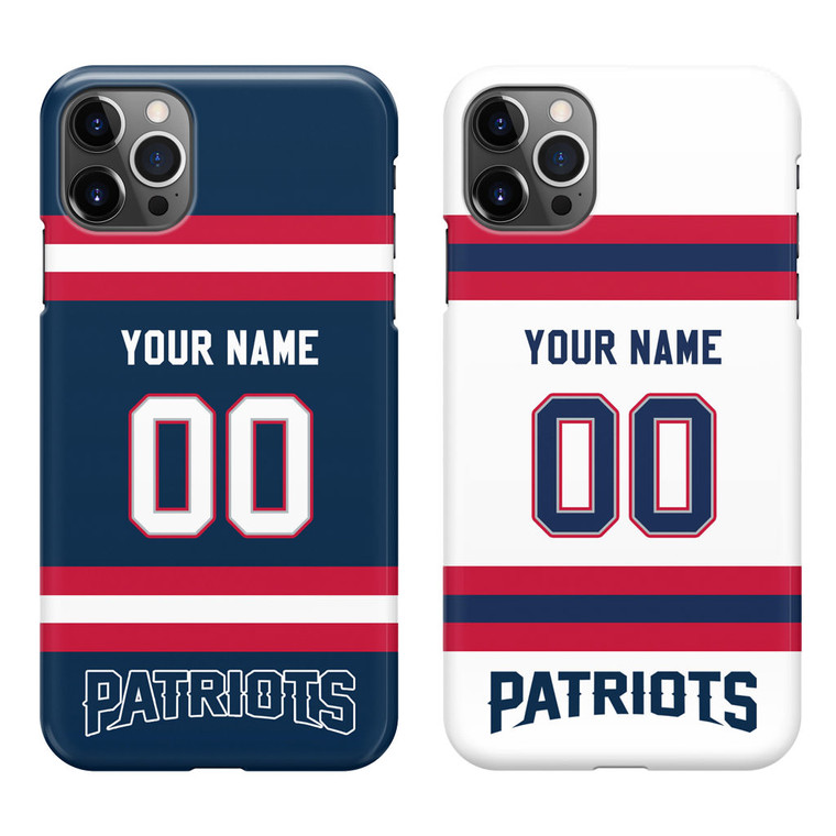 Custom New England Patriots Football Jersey