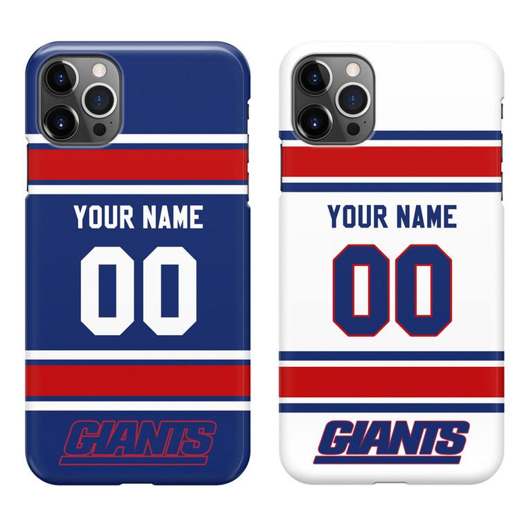 Custom New York Giants Football Jersey
