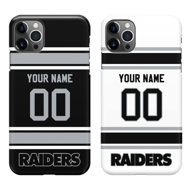 Custom Las Vegas Raiders Football Jersey