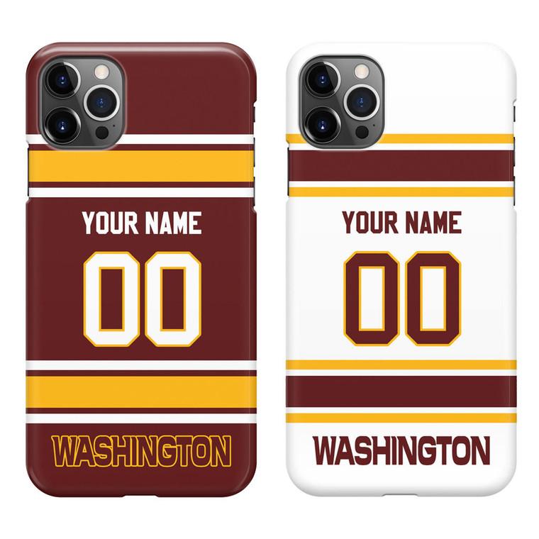Custom Washington Redskins Football Jersey