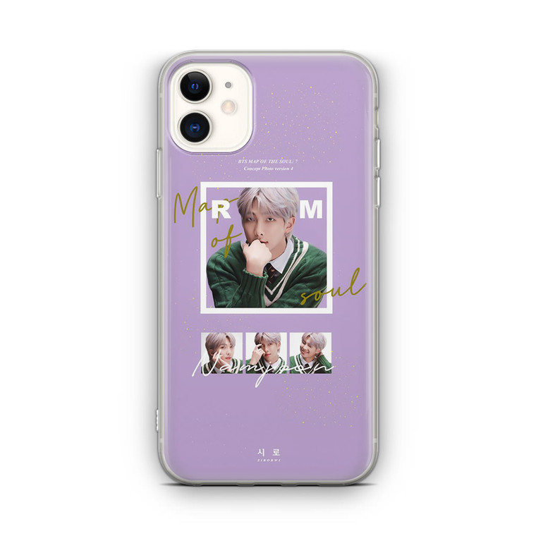 Namjoon Map Of The Soul BTS iPhone 12 Case