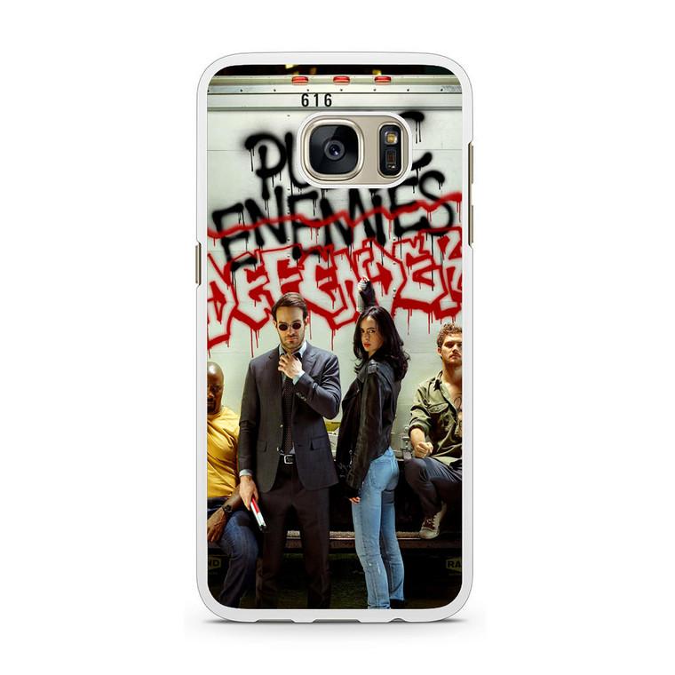 The Defenders Samsung Galaxy S7 Case