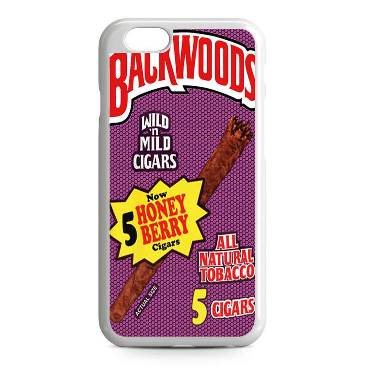 Backwoods Honey Berry Cigars iPhone 6/6S Case