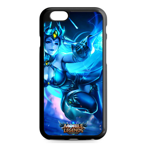 detailed look e1e40 aa6fb Mobile Legends Eudora Lightning Sorceress iPhone 6/6S Case