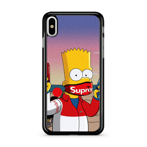 cheap for discount 3c969 f3c9d Bart Supreme iPhone X Case